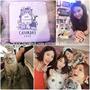 【食記】泰國曼谷-被二十多隻貓咪幸福圍繞的『Caturday Cafe』。