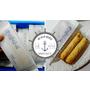 【愛分享】台灣味的包餡手工蛋捲|淡水名產-海邊走走手工肉鬆蛋捲