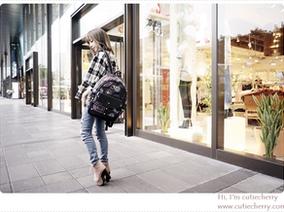 包包★不只是媽媽包,i.wow 愛娃包也能輕鬆搭出休閒時尚感♥