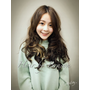 2016流行髮型~韓式作風的(輕熟主義)冷棕色MIX奶茶色~台北燙髮推薦西門町髮型師BENSON