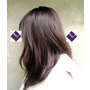 台電大樓站 Lusso Hair 2店 染髮變髮大作戰 噴霧式護髮讓滋潤更深層 年前優惠八折~