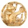Swarovski施華洛世奇,猴年展現中國生肖系列展現獨特工藝