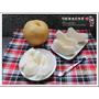 【宅配美食】新興梨禮盒《新社龍安果園水梨》果實豐潤飽滿,多汁香甜,肉質細膩
