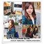 ╠髮型╣台北東區Re Born Hair Salon 髮型~♥浪漫髮型,下擺隨意自然的微卷風呈現慵懶隨興,一種純粹淡雅的美感!