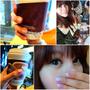 [中山區]24h粉鑽美學殿堂--我的粉色銀河凝膠美甲+有妝感6D接睫毛--首爾新沙洞+明洞小推薦