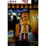 【日本,大阪】大阪必吃美食,逛累了就停下來吃喝的新世界元祖串炸(串カツだるま) 道頓堀店。