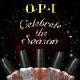 OPI 擁抱指尖時尚 OPI春到好年冬