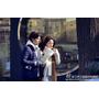 我們相愛了!陳柏霖和宋智孝甜蜜漫步首爾街頭!
