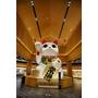 【日本,名古屋】知多半島自駕遊,逛街購物遇到世界上最大的招財貓在AEON MALL常滑店。(イオンスタイル常滑)