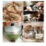 大同電鍋是我的好麻吉♥美味米酒鹽蒸蝦~減肥人的超簡單又美味料理!!