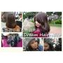 ▌頭髮 ▌永和樂華 Dream Hair-Nico♥低調霧面亞麻綠 X 高調挑染小宇宙!