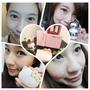 【妝容】新春吸睛彩妝看過來 *  iBV.18 Hello Kitty 完美裸妝蜜粉+無暇絲滑粉餅