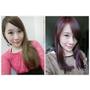 【流行】美髮系列美麗神奇髮色討個春節好彩頭 * 台中染髮 西屯  VS Hair (文末贈獎)