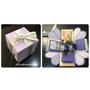 [DIY]迷你禮物盒造型手工卡片♥愛要及時♥在寒冬中獻上滿滿的溫暖