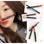 ☆Miki Queen☆ 超抗暈眼線液筆★゚持久顯色唇彩筆★゚立體眉筆+彩妝重點教學