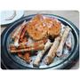 美食。餐廳│ 新竹縣竹北市 蒸龍宴 蒸汽 養生海鮮館 吃進食材最初的原味 帝王蟹超鮮美啊! ❤跟著Livia享受人生❤