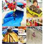 大腳ㄚ農莊(親子樂園)/大島割烹日本料理.桃園永安漁港~~攀岩搖控車、滑沙、溜滑梯,大人吃的滿意,小孩玩的高興的親子樂園