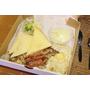 【羽諾食記】扶旺號鐵板土司(通化店)❤台北通化夜市周邊創意早午餐