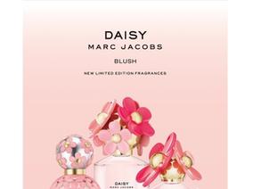 Marc Jacobs 初戀粉色系! 雛菊系列臉紅紅限量版 給妳羞澀酸甜的戀愛滋味