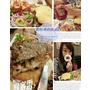 [公館 Hater Cafe]超噴汁~大食量甜甜圈火烤牛肉雞腿雙層漢堡~等你挑戰