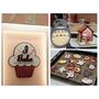 [手作]米奇造型翻糖餅乾有趣實作in烘焙控的天堂 - 板橋新埔站。I Bake 愛焙 (板橋烘焙材料推薦)