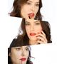 《派派的紅唇必殺技》彩妝權威 Lisa Eldridge 版本的高質感high fashion時尚紅唇妝!(平價簡化版)