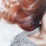 【髮型】歐美最✔夯ombre hair ▍髮根漸變染髮▍❝火象星座✖橘漸層❞