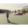 【親子育樂】台中市極限運動場讓這兩個滑板兄弟玩到High翻!(親子運動、戶外休閒、運動公園)