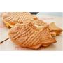 『台中。豐原區』長男的鯛魚燒║銅板午後小點心,肥美鯛魚你要釣哪一隻呢?