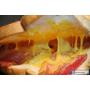 【羽諾食記】熱樂煎爆漿乳酪三明治❤爆漿三明治也可以宅配到家!!
