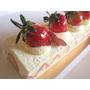 倪倪愛美食~薇丹草莓芙蓉蛋糕甜蜜分享