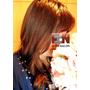 中山站 FIN Hair salon 二店 空間寬敞下午茶 自然電棒捲 結構式護髮超滿意~