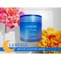 【愛分享】擁有宋慧喬的超好感氧氣顏 LANEIGE蘭芝 睡美人香氛水凝膜-淨亮保濕升級版