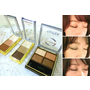 日本必買美妝!專櫃等級excel眼影,超平價、顯色、服貼!三色及四色眼影盤開箱示範