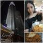 ♥馬來西亞|吉隆坡♥鑽石般閃閃發光的雙子星大樓Petronas Twin Towers@Suria KLCC