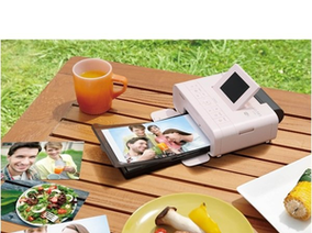 Canon SELPHY CP1200小型印相機 全新升級 影像色彩隨身印 SELFIE你最IN