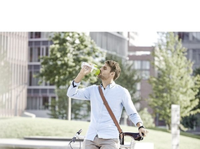 BRITA Fill&go 愛健康‧愛地球 濾水器隨身帶著走!享受清新好水一瓶就GO