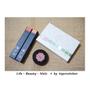 【彩妝】♡隨心所欲的愛美♥2016化妝包的新品試用分享♫♪♫♪