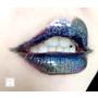 【非日常妝】我把銀河搬到嘴上了!閃耀PARTY的星空唇