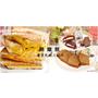 【美食|宅配】熱樂煎爆漿乳酪三明治。金黃酥脆的加拿大美式三明治…早餐、下午茶、宵夜全都包……❤ 黑眼圈公主 ❤