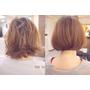 台北市髮型設計師推薦 燙髮 染髮 剪髮    SOFT  bob    hair  by  TONY