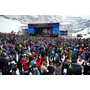【歐洲,瑞士】少女峰上的雪地春吶《SnowpenAir 2016》;遇見來自德國的F4(Die Fantastischen Vier),眾人在高山上搖擺吶喊,好high!