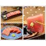 [試吃]-50゚C低溫保存的鮮甜好滋味 - 魚有王.南方黑鮪赤身&中腹綜合生魚片