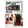【FG百大髮廊體驗】桃園首璽髮藝沙龍(中平店)❤打造出華麗摩卡色×酒紅色漸層髮