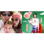 亞洲最美寶貝咘咘出道了!修杰楷、賈靜雯一家出演《媽媽是超人》
