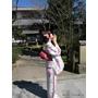 ✫日本九州自助✫3/16-3/22 七天六夜追櫻之旅--穿著OPEN HEART的和服來去太宰府求學問!!!