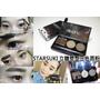 [彩妝]四月新上市「STARSUKI 立體塑型三色眉粉」