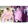 《1988》東龍好時尚!李東輝粉紅系男子穿搭,男友們還不快學學
