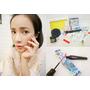 ♥愛漂亮♥兩樣限量底妝新品+夢幻粉紅睫毛膏順便打造超簡單淡妝分享
