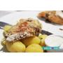 [美食] 德國 Nordsee 北海海鮮速食連鎖餐廳之美味炸魚、輕食簡餐